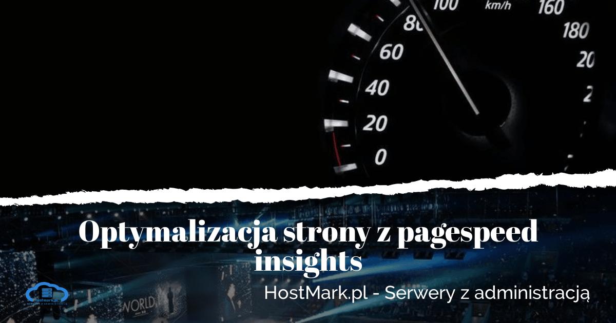 optymalizacja strony pagespeed