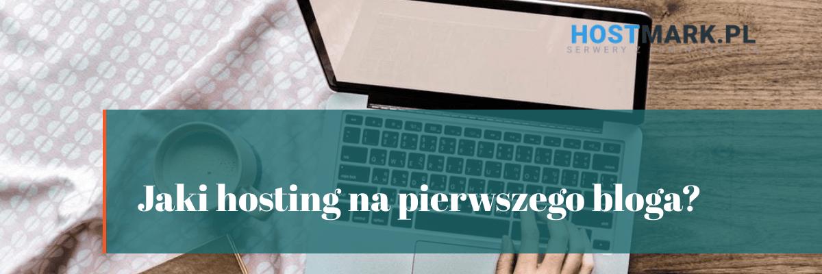 Jaki hosting na pierwszego bloga